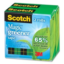 <strong>3M</strong> Scotch Magic Tape (2 Per Pack)