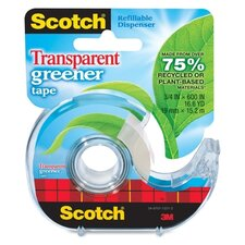 Scotch Greener Tape with Dispenser