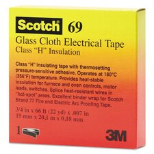 Scotch 69 Glass Cloth Electrical Tape