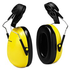 Peltor Optime Helmet-Mount Hearing Protector