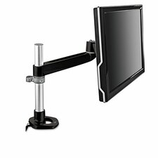 Dual-Swivel Monitor Arm