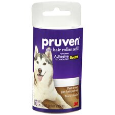 Pruven Pet Hair Roller Refill