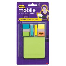 Post It Mobile Attach and Go Insert