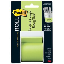 "2"" x 400"" Post-It Full Adhesive Roll"