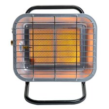 15,000 BTU Infrared Propane Space Heater
