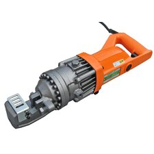 Portable Electric #5 Rebar Cutter w/ D-Handle Grip