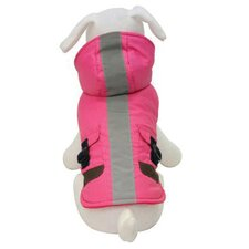 Reflective Strip Dog Coat