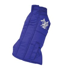 Cosy Fleece Lined Dog Coat
