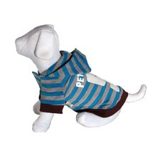 Sporty Stripe Dog Tee