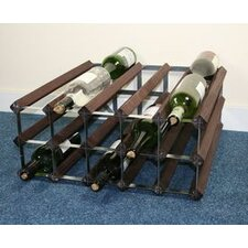 <strong>Cranville Wine Racks</strong> Double Depth 30 Bottle Wine Rack