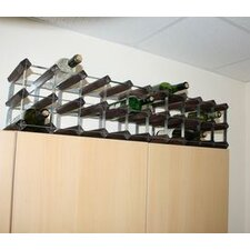 20 / 30 Bottle Cupboard Top Wine Rack