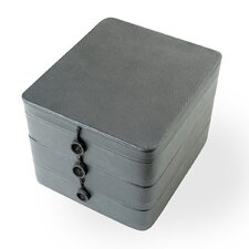 3 Tier Storage Box with Buttons