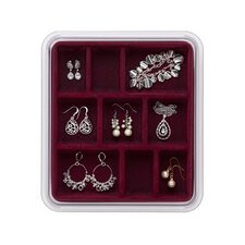9 Compartment Jewelry Stax