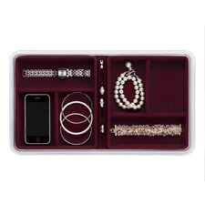 6 Compartment Jewelry Stax