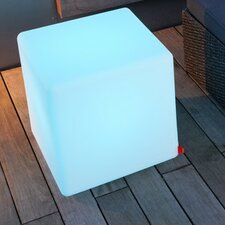 Cube with LED-Lighting and Battery