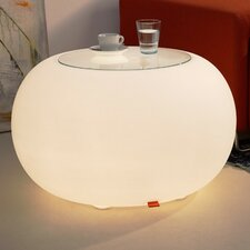 Bubble Side Table with Lighting