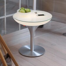 Lounge Side Table with Lighting
