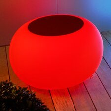 Bubble Side Table with LED-Lighting