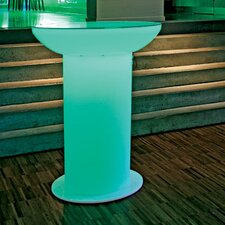 Lounge UP PRO Bar Table with LED-Lighting and Battery
