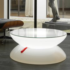 Lounge Round Gloss Coffee Table