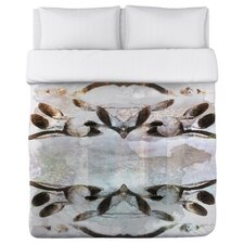 Oliver Gal Iridian Duvet Cover Collection