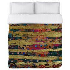 Oliver Gal Navajo Chief Duvet Cover