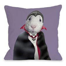 Pets Rock Dracula Pillow