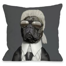 Pets Rock Fashion Pillow