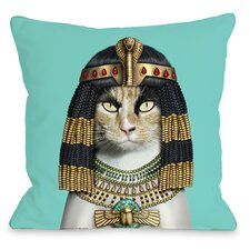 Pets Rock Cleo Pillow