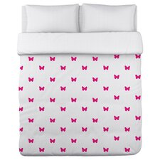 All Over Mini Butterfly Duvet Cover Collection