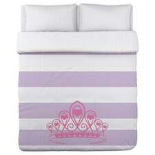 Crown Stripe Duvet Cover Collection