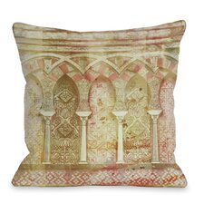 Cordoba Doors Pillow