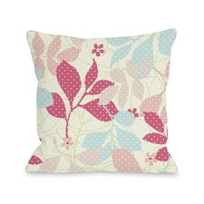 Dottie's Ferns Pillow