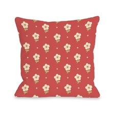 Elana's Flowers Pillow
