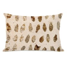 Gold Marismas Pillow
