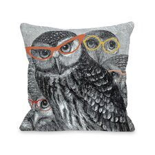 All Eyes on Us Pillow