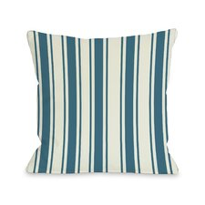 Winning Stripes Pillow
