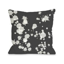 Eva Splatter Pillow