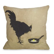 Chicken and Egg Pillow