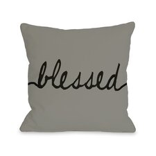Blessed Mix and Match Pillow