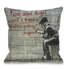 One Original Thought Pillow