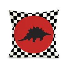 Stegosaurus Pillow