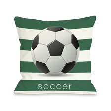 Soccer Pillow