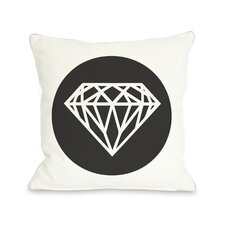 Diamond Circle Pillow