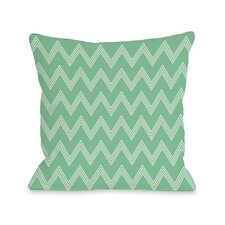 Emily Tier Chevron Pillow