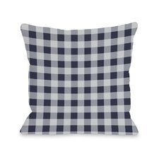 Classic Gingham Pillow