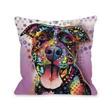 Doggy Décor Ms. Understood Pillow