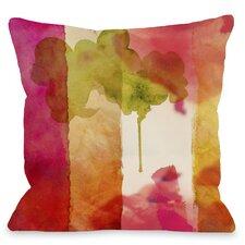 Amber Velvet Pillow
