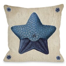 Asteridea III Pillow