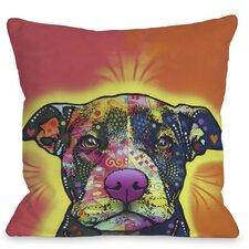 Doggy Décor Love a Bull Pillow